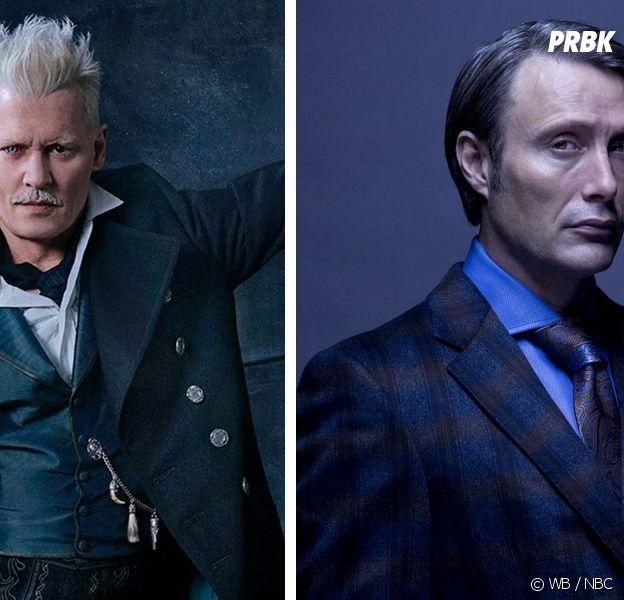 Les Animaux Fantastiques 3 : Johnny Depp remplacé par Mads Mikkelsen pour Grindelwald