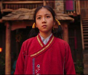 Mulan jeune dans le remake