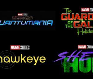 Marvel dévoile toutes ses futures séries pour Disney+ et teasent ses prochains films
