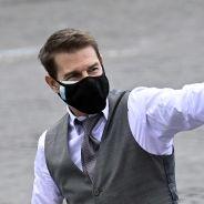 Tom Cruise furieux contre des membres de l'équipe de Mission Impossible 7 dans un enregistrement