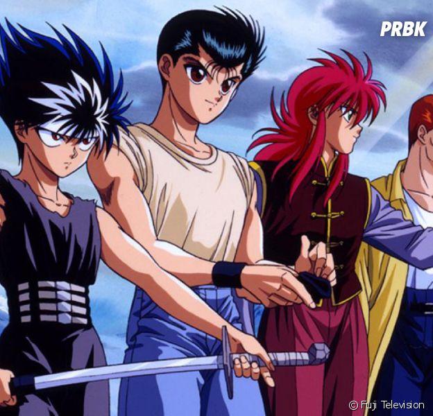 Yū Yū Hakusho : surprise, le manga culte bientôt adapté en live-action sur Netflix