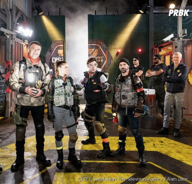 """District Z, l'émission de TF1 accusée de copier Fort Boyard : """"Une série de plaintes est à l'étude"""""""
