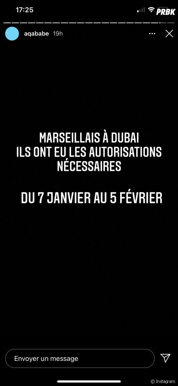 Les Marseillais : le tournage à Dubaï de janvier à février 2021 ?