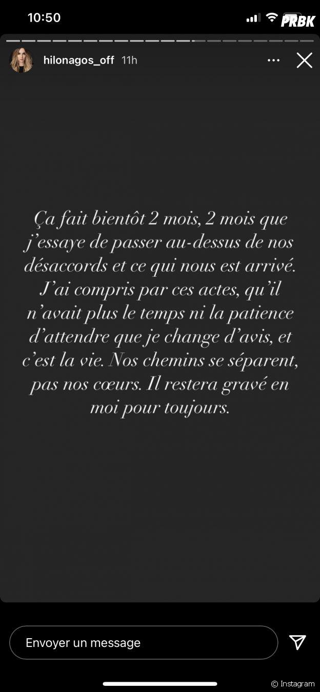 Hilona (Les Princes et les princesses de l'amour 4) et Julien Bert, la rupture définitive : explications !