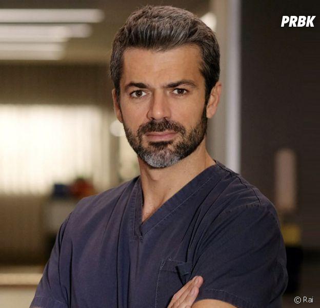Luca Argentero est la star de la série Doc diffusée sur TF1