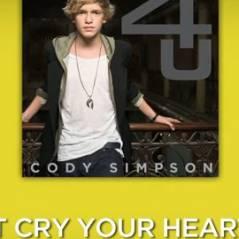 Cody Simpson... découvrez son nouveau titre Don't cry your heart out