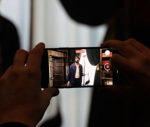 Le Peintre, le court métrage entièrement tourné à l'iPhone 12 Pro
