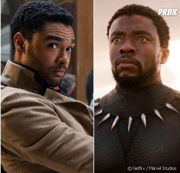 Black Panther 2 : Regé-Jean Page (La Chronique des Bridgerton) succède à Chadwick Boseman ?