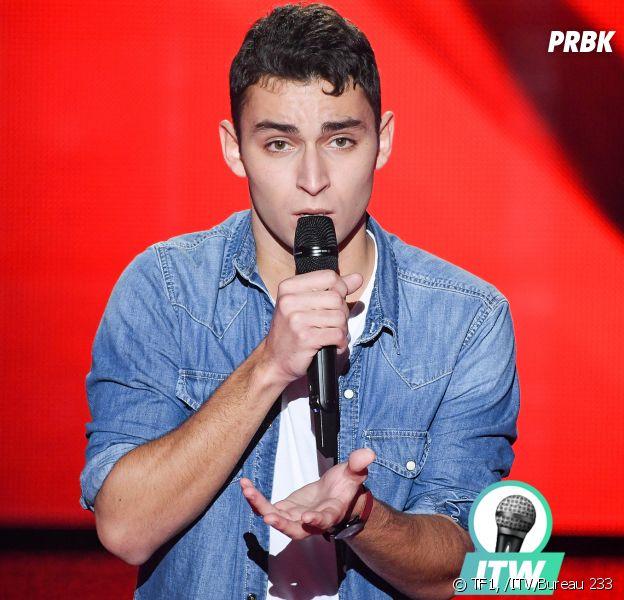The Voice 2021 : Tarik s'est confié en interview exclusive pour PRBK