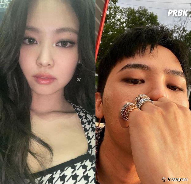 Jennie (Blackpink) et G-Dragon (Big Bang) en couple ? YG Entertainment a réagi
