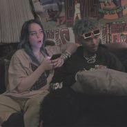 """Billie Eilish se confie sur sa rupture """"difficile"""" avec le rappeur 7:AMP : """"Je ne l'ai pas oublié"""""""