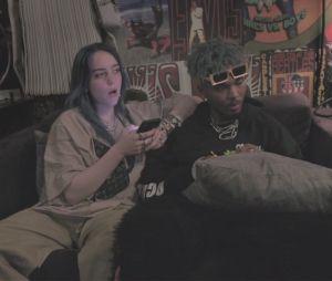 """Billie Eillish se confie sur sa rupture """"difficile"""" avec le rappeur 7:AMP : """"Je ne l'ai pas oublié"""""""