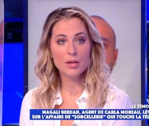 Carla Moreau (Les Marseillais à Dubaï) accusée de sorcellerie : victime d'un coup monté comme le dit Maeva Ghennam ? Elle a porté plainte contre sa voyante, Magali Berdah s'exprime et Kevin Guedj soutient Carla