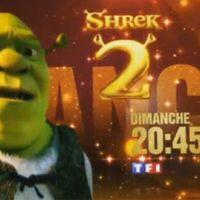 Shrek 2 sur TF1 ce soir ... bande annonce