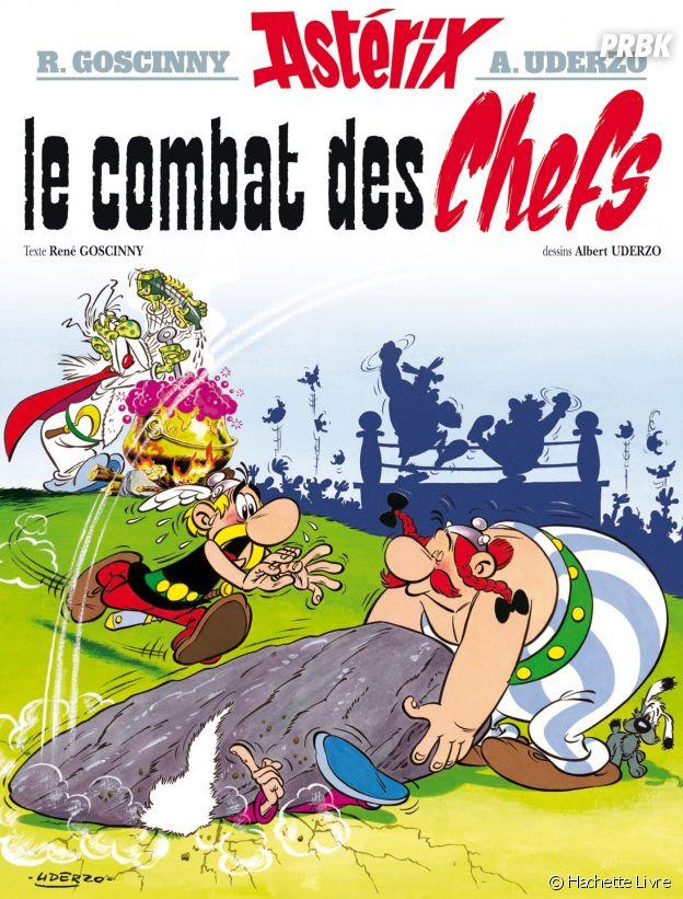 Astérix et Obélix : bientôt une série d'animation signée Alain Chabat sur Netflix, sur l'album Le combat des chefs