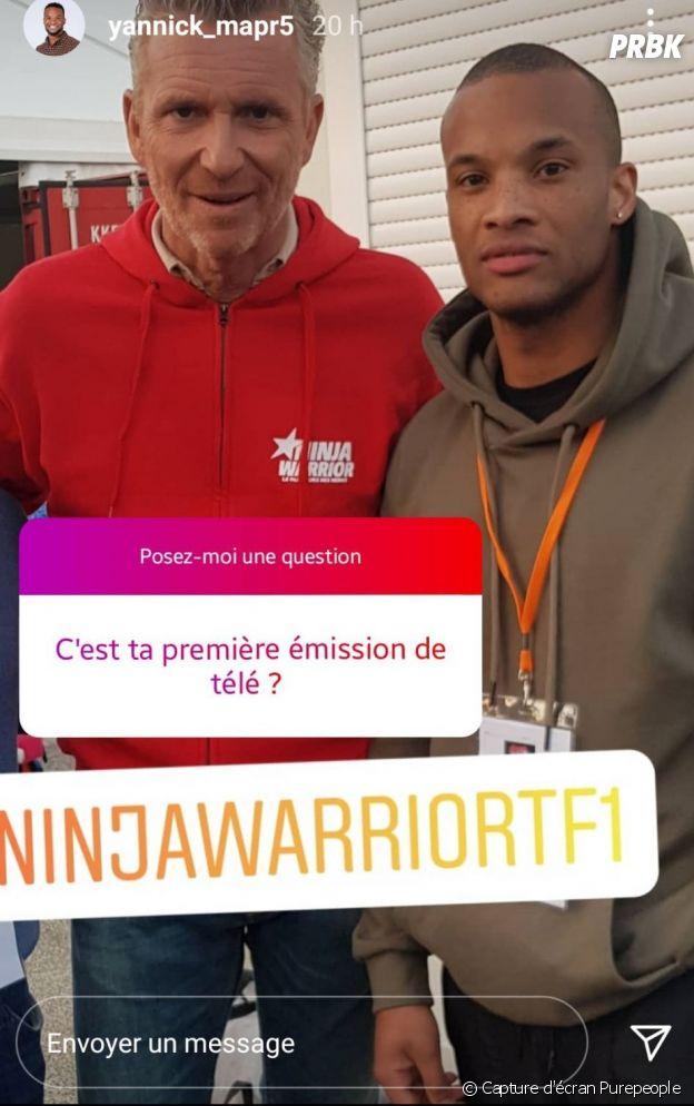 Yannick que vous avez vu dans Mariés au premier regard sur M6 avait déjà participé à une toute autre émission : Ninja Warrior sur TF1