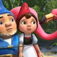 Gnomeo et Juliette ou l'adaptation de Shakespeare avec des ''nains de jardin'' ... la bande annonce en VF