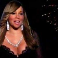 Mariah Carey ... Auld Lang Syne, le clip de son hymne du nouvel an