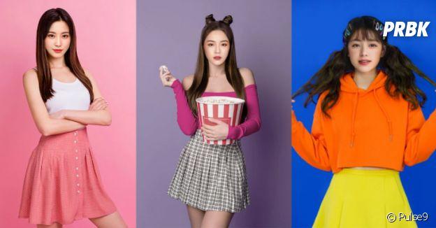 Eternity, le nouveau groupe de K-Pop entièrement virtuel : le girls band est composé de Minji, Seoa, Sujin, Dain, Yeoreum, Yejin, Jaein, Jiwoo, Hyejin, Sarang, et Chorong