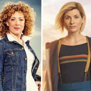 Doctor Who saison 13 : Alex Kingston veut revenir pour voir River Song embrasser Thirteen