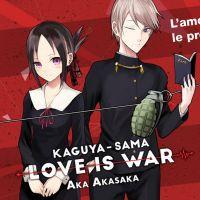 Kaguya-sama : une comédie romantique à la sauce Death Note, le manga qui va vous faire craquer