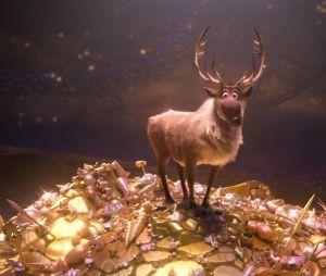 Vaiana : Sven de La Reine des Neiges fait une apparition dans le film