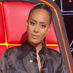 Amel Bent (The Voice 2021) violemment critiquée, elle réagit aux messages des haters