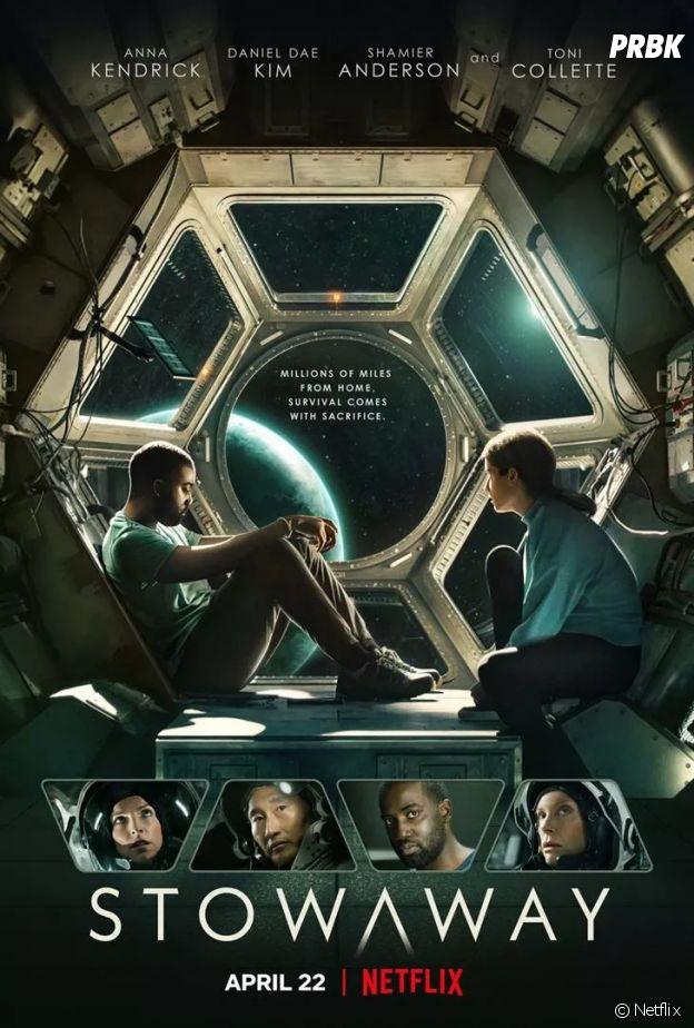 Le Passager nº4 : (SPOILER) morte ? Les acteurs expliquent la fin du film Netflix, l'affiche du film avait laissé un gros indice