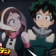 My Hero Academia : Izuku et Ochako bientôt en couple dans le manga ? Kohei Horikoshi se confie