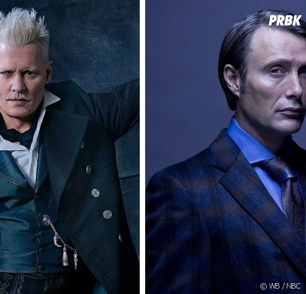 Les Animaux Fantastiques 3 : Mads Mikkelsen promet un Grindelwald différent de Johnny Depp
