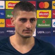 Marco Verratti et Leandro Paredes insultés par l'arbitre du match PSG-Manchester City ?