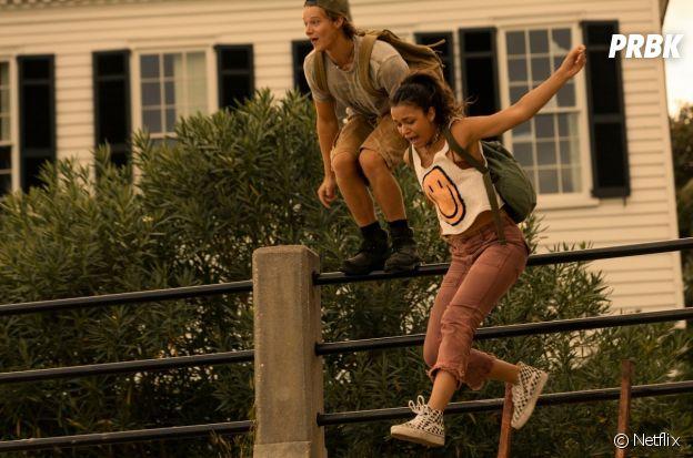 Outer Banks saison 2 : les photos de la suite de la série Netflix avec Chase Stokes et Madelyn Cline ont été dévoilées