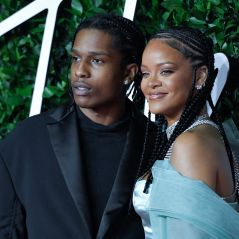 Rihanna en couple avec A$AP Rocky : il confirme avec une belle déclaration