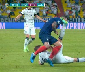Allemagne-France (Euro 2020) : but de Benzema, morsure de Rüdiger... résumé express des moments fous