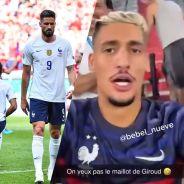 Euro 2020 : Olivier Giroud humilié par un supporter des Bleus, la vidéo qui fait polémique
