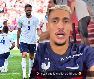 Euro 2020 : Olivier Giroud moqué par un supporteur des Bleus, la vidéo qui fait polémique