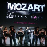 Mozart l'Opéra Rock ... arrive à Bercy