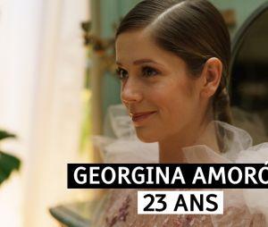 Elite : quel âge a Georgina Amoros (Cayetana) ?