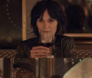 Lupin saison 2 : un verre de vin qui bouge dans l'épisode 3