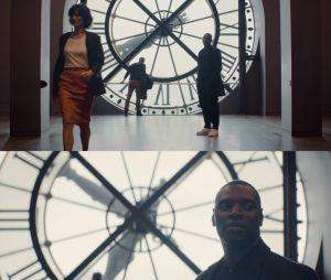 Lupin saison 2 : une horloge qui change d'heure dans l'épisode 3