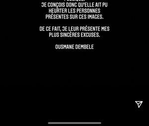 Ousmane Dembélé accusé de racisme avec Antoine Griezmann : il se défend