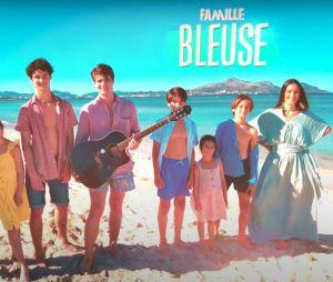 Familles nombreuses, la vie au soleil : la famille Bleuse