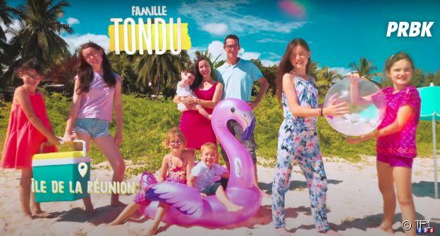 Familles nombreuses, la vie au soleil : la famille Tondu