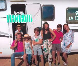 Familles nombreuses, la vie au soleil : la famille Leclezio