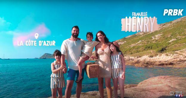 Familles nombreuses, la vie au soleil : la famille Henry