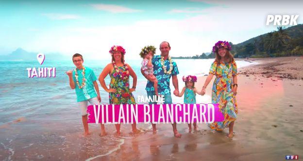 Familles nombreuses, la vie au soleil : la famille Villain Blanchard