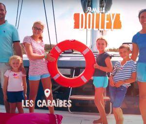 Familles nombreuses, la vie au soleil : la famille Dolley