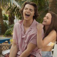 The Kissing Booth : Joey King (Elle) et Joel Courtney (Lee) dévoilent leur scène préférée de la saga