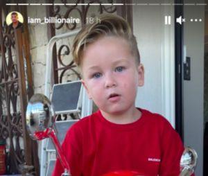 Jazz et Laurent Correia critiqués pour laisser leur fils Cayden avec les cheveux longs : leur décision radicale