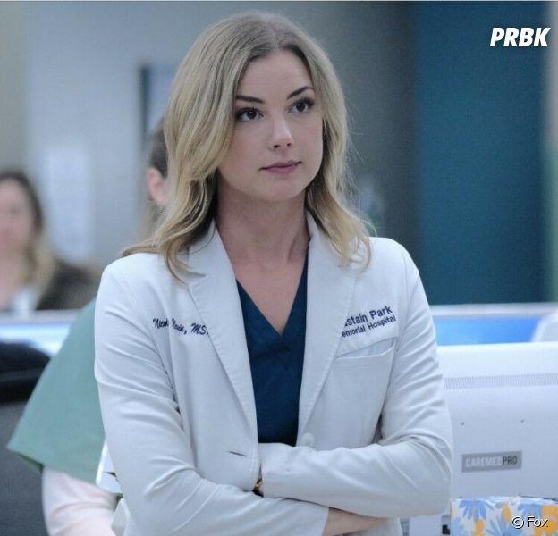 Emily VanCamp (The Resident) maman : elle annonce la naissance de son premier enfant avec Joshua Bowman